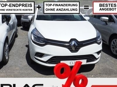 used Renault Clio Intens TCe 90 Techno-Paket Navi Panorama Arkamys LED