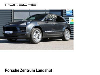 gebraucht Porsche Macan   Ottopartikelfilter  