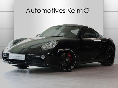 gebraucht Porsche Cayman S Black Edition PDK SPORTABGAS SCP PASM