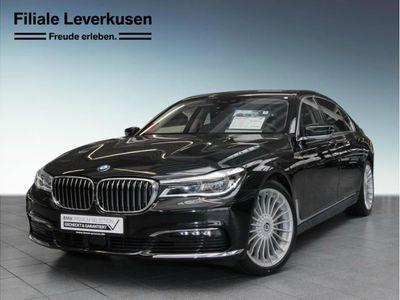 gebraucht BMW 740L i Limousine Ferngesteuertes Parken Head-Up