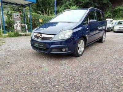 gebraucht Opel Zafira Edition B