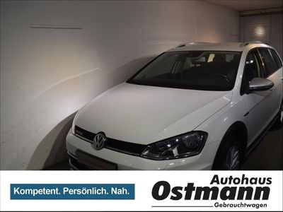 gebraucht VW Golf Alltrack VII 2.0 TDI Basis 4Motion RFK*EUR6