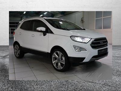 gebraucht Ford Ecosport TITANIUM NAVI XENON GSD LM18