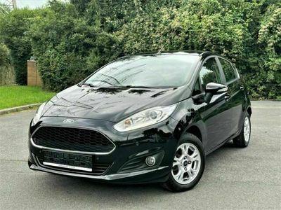 gebraucht Ford Fiesta 1.25 SYNC Edition**NAVI*KLIMA*SHZ*EU6*PDC