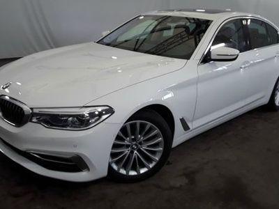 gebraucht BMW 520 d Luxury Line*Navi Prof.*ACC*Head-Up*DA+*DAB