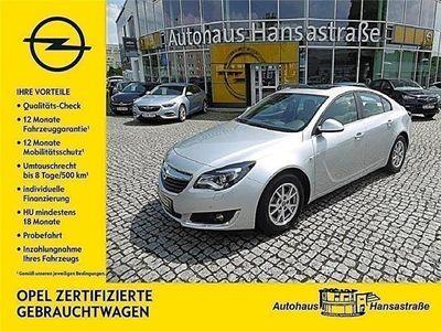 gebraucht Opel Insignia 2.0CDTI Edition ecoFLEX Start/Stop Kli