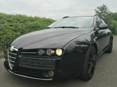 gebraucht Alfa Romeo Crosswagon 159 Sportwagon 3.2 JTS V6 24VDistinctive