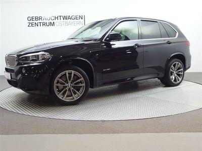 gebraucht BMW X5 xDrive50i Aut. M Sport+Navi+7 Sitze+Stdhzg++