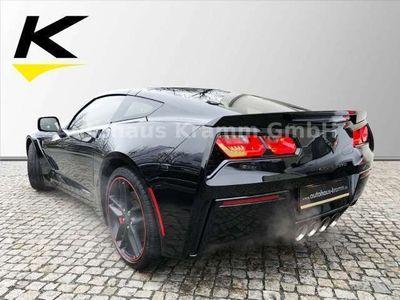 gebraucht Corvette Stingray C7 6.2 V8 AT8Coupe 3LT