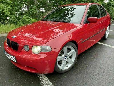 gebraucht BMW 325 E46 ti Compact M Paket 1A Zustand