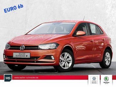 "gebraucht VW Polo 1.0 TSI DSG ""Bluetooth,Klimaanlage"""