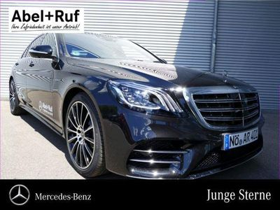 second-hand Mercedes S400 - BENZd 4M. - AMG - Distronic - Panorama - Sitzklima - PTS