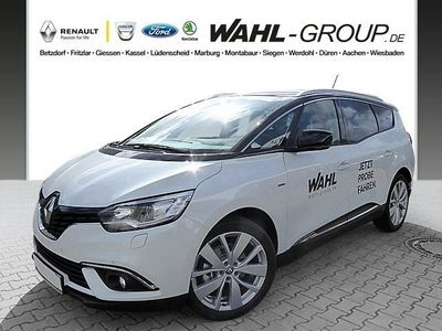 gebraucht Renault Grand Scénic 1.3 TCe 140 GPF Limited Deluxe