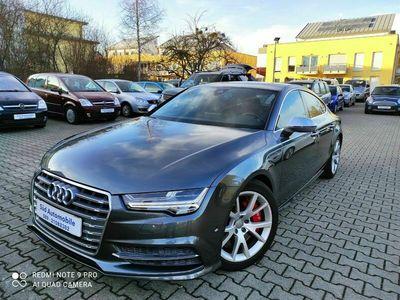 gebraucht Audi S7 LED-MATRIX*NIGTHVI.*GSD*BOSE*LEDER*FR+RÜ.-KAM als Sportwagen/Coupé in Markt Schwaben bei München