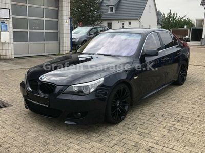 gebraucht BMW 550 550 Baureihe 5 Lim. i M Paket Vollausstattung