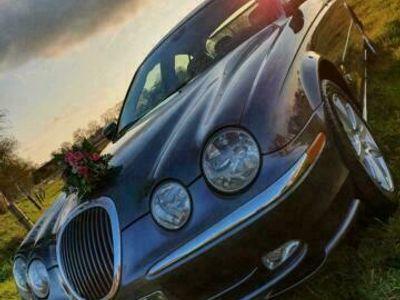 gebraucht Jaguar S-Type V8 280PS Exquisite Sammler W...