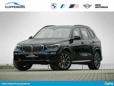 gebraucht BMW X5 xDrive30d mon. 799 Eur/M-Sportp./AHK/Alarm/Pano-D.