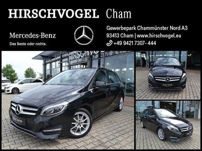 gebraucht Mercedes B180 Urban+Navi+LED+PDC+Licht-&Sicht+Laderaum-P