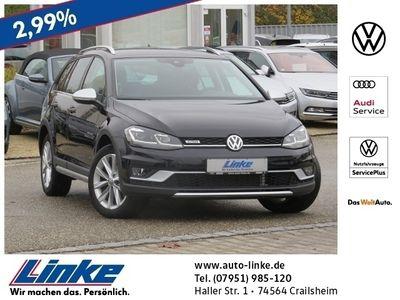 gebraucht VW Golf Alltrack VII Variant 2.0 TDI DSG AHK/Navi/A