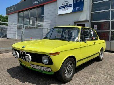 gebraucht BMW 2002 Ti, 5-Gang, Weber, Bilstein, Ü-Bügel,etc.