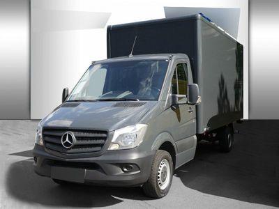 gebraucht Mercedes Sprinter 316CDI Koffer LBW Klima SHZ Bluetooth e