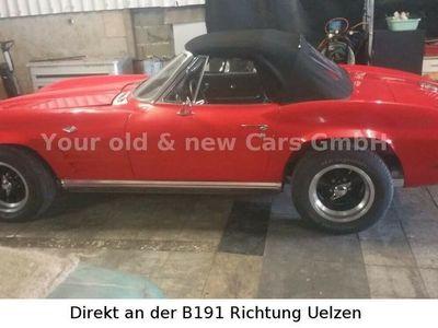 gebraucht Chevrolet Corvette Stingray Corvetteals Cabrio/Roadster in Celle