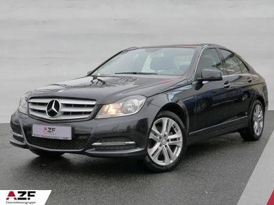 gebraucht Mercedes C220 CDI Avantgarde BlueEfficiency el.