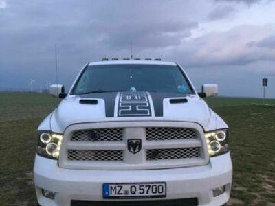 gebraucht Dodge Ram Crew Cab LPG super Zustand ...