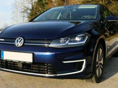 gebraucht VW e-Golf VWACC, Wärmepumpe, CCS, 8fach bereift