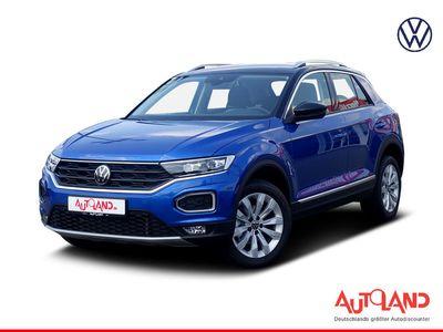 gebraucht VW T-Roc 1.5 TSI Sport 2-Zonen-Klima Navi Sitzheizung