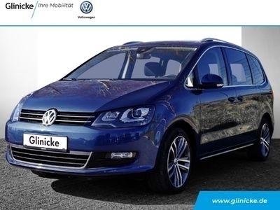 gebraucht VW Sharan 2.0 TDI ''Ocean'' Xenon, Navi AHZV Climatron