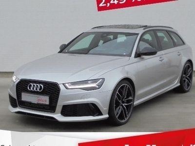 gebraucht Audi RS6 Avant 4.0 TFSI Quattro Automatik / Vmax 305, Keramik