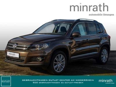gebraucht VW Tiguan Sport Style BMT 2.0 TDI Navi AHK-klappbar