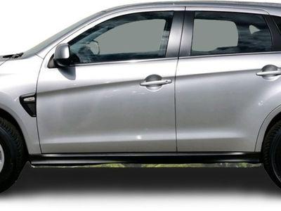 gebraucht Mitsubishi ASX ASXINTRO EDITION 20l 2WD MT * Navi * LED *