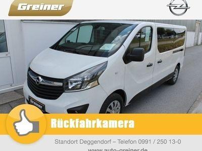 gebraucht Opel Vivaro Combi+ L2H1 1.6 BiTurbo NAVI|TEMPOMAT|PDC