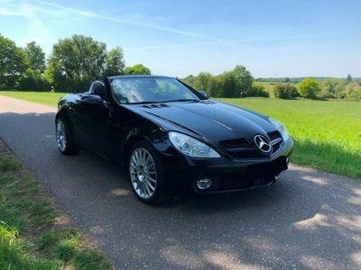 gebraucht Mercedes SLK280 AMG Facelift,1Hand,Bi-Xenon,Leder,S-Heft
