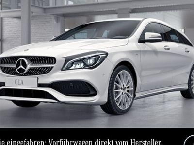 gebraucht Mercedes CLA180 Shooting Brake Urban Night Business 7G-DCT Kamera