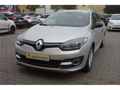 gebraucht Renault Mégane Kombi 1.5 dCi Limited Deluxe Automatik