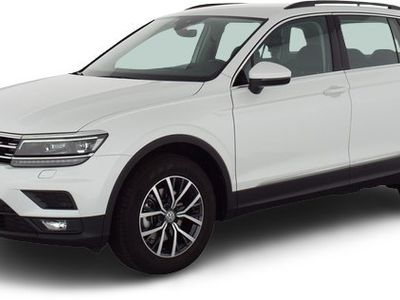 gebraucht VW Tiguan Tiguan2.0TDI Comfortline AHK+NAVI+LED+ACC Klima