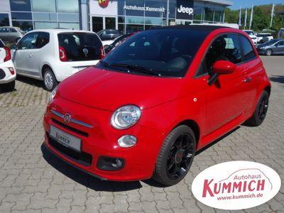 gebraucht Fiat 500C Sport 1,2 69PS