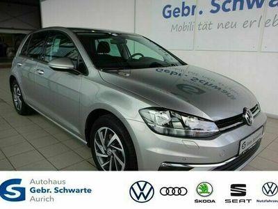 gebraucht VW Golf VII 1.4 TSI DSG Sound Navi ACC Shzg PDC