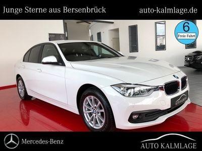 gebraucht BMW 318 3er - d Advantage AHK+PDC+KAMERA+LED+SITZH. Navi