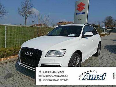 gebraucht Audi Q5 2.0 TDI quattro S Tronic S-Line *AHK*
