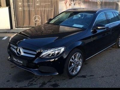 gebraucht Mercedes C350e T 7G Avantgarde**PlugIn Hybbrid**