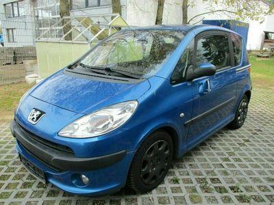 gebraucht Peugeot 1007 Premium als Kleinwagen in Hockenheim