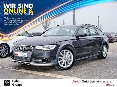 gebraucht Audi A6 Allroad quattro 3.0TDI qu.TIP Xen Navi Standh ACC CAM