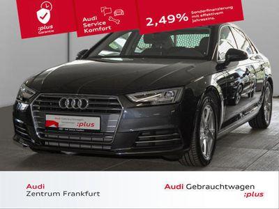 gebraucht Audi A4 3.0 TDI S tronic sport Navi Alarmanlage LED PDC S