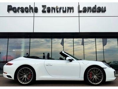 gebraucht Porsche 911 Carrera S Cabriolet 991 Sportabgasanlage 20-Zoll