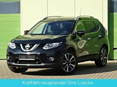 gebraucht Nissan X-Trail 360° 4x4 / AHK / Panoramadach