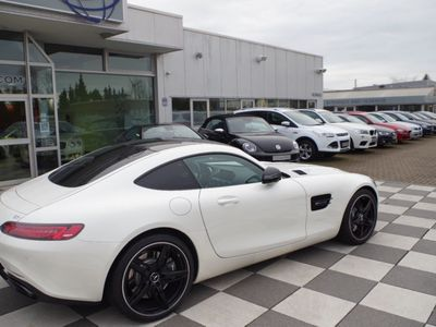 gebraucht Mercedes AMG GT Night-Pck+Burmester+Panorama+Performance